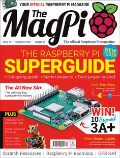 Learn C with these Raspberry Pi resources - The MagPi MagazineThe MagPi Magazine Pi Computer, Computer Internet, Computer Programming, Computer Science, Diy Projects Design, E Ink Display, Smart Lights, Raspberry Pi Projects, Linux