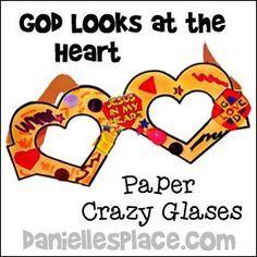 Paper Glasses