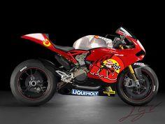 Radical Ducati S.L.: 1249RR design by ALVARO GOMEZ