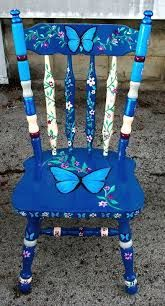 Image result for refurbished folding chair artwork