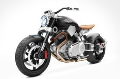 Confederate Motorcycles launches X132 Hellcat Speedster - Autoblog