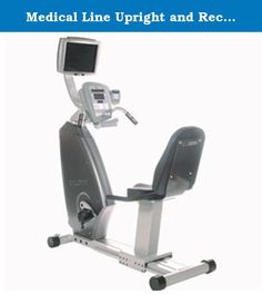 """Medical Line Upright and Recumbent Bikes (Snrc925080 Iso-7000 Upright). Dimensions:Upright Bikes: 58""""L x 24""""W x 56.5""""H Electrical:Self-generating, optional 12V adapter Heart Monitoring:Contact HR and Polar® wireless receiver Programs:Manual, heart rate, constant work (constant workload independent of speed), Iso-strength (fixed RPMs), random, 6 hill profiles Resistance:5 to 2000 watts Warranty:3 years parts, 1-year labor Capacity:Upright 350 lbs."""