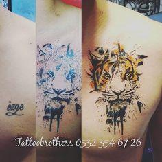 Yazi dövmesi kapatma - #kaplan #dövmesi #tattoobrothers dövme stüdyosu Moda - Kadıköy. 0532 354 67 26  #dövme #istanbul #ink #tattoos #kadikoy #tattoo #inked #instatattoo #tattooed #tattooart #dovme #sanat #moda #tattoomagazine #art #coveruptattoo #colortattoo #tattoolife #tattooartist #watercolor #artwork #watercolour #watercolortattoo #zaferfatihozsoy