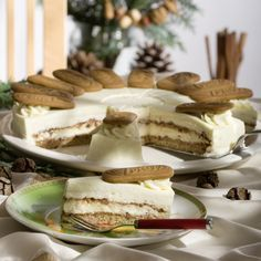 Winter-Tiramisu-Torte