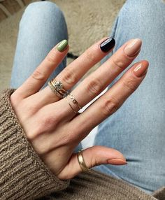 Cool Nail Art Designs Ideas For Fall In 2019 - Nail stickers is the latest trend in nail decoration. These are sold everywhere in the market and are available in various designs and patterns. Nails Cool Nail Art Designs Ideas For Fall In 2019 Purple Nail, Gray Nails, Neutral Nails, Burgendy Nails, Oxblood Nails, Magenta Nails, Indigo Nails, Striped Nails, Subtle Nail Art