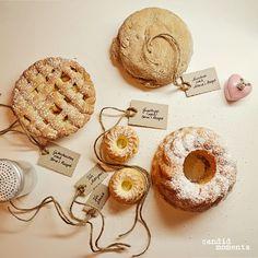 Gitterkuchen, Gugelhupf und Nussbrot