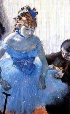 Edgar Degas - part 3 Edgar Degas, Pierre Auguste Renoir, Edouard Manet, Degas Paintings, Dance Paintings, Mary Cassatt, Camille Pissarro, Figure Painting, Painting & Drawing