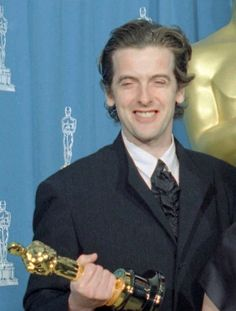 Peter Capaldi won an Oscar - in 1995 for Live Action Short Franz Kafka's It's A Wonderful Life. But it's a bloody awful picture of him ,it has to be said!!