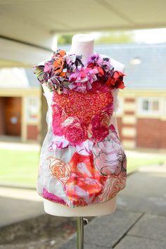 Gardens- GCSE- Art Textiles- Wellington College