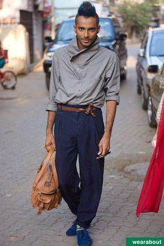 2013 Indian street fashion