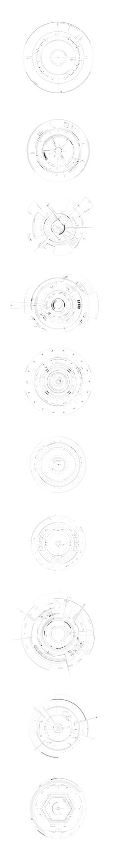 lifecycle > handlunge, massnahmen (und deren wirkungen..) Scifi HUDs as Reference for Architectural Layout: