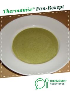 Broccoli cream soup from Turbozauberfee. A Thermomix ® recipe from the soups category on www.de, the Thermomix ® Community. creamy Broccoli Soup Bolli hbollenbacher Thermomix Broccoli cream soup from Turbozauberfee. A Thermomix ® recipe Cream Of Broccoli Soup, Cream Soup, Curry Recipes, Soup Recipes, How To Cook Cauliflower, Cena Keto, Winter Soups, Keto Soup, Healthy Vegetables