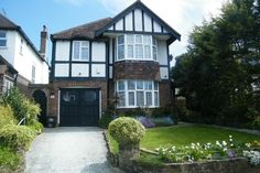 4 bedroom detached house for sale in Hove Park Way Hove East Sussex - Rightmove. Doll House Plans, Brighton And Hove, East Sussex, Detached House, 1930s, Property For Sale, Porch, Floor Plans, Houses