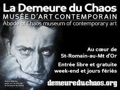 Site OFFICIEL 999 Demeure du Chaos - Abode of Chaos Official Website