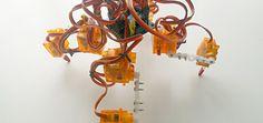 Tote, un barato y fácil de construir robot cuadrúpedo basado en Arduino #arduino #robot #diy