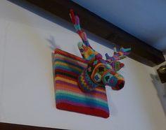 Ravelry: bluecat87's Crochetdermy Deer Head
