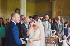 Getting married at Hampton Court House | Artistic & Alternative Wedding Photography | www.cottoncandyweddings.co.uk