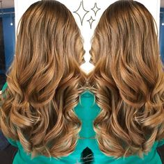 Where did the #weekend go?! Our #Mondaymotivation is this STUNNING #copper #haircolor using the #popular #balayage technique. Grab for our #BLOWDRY Lotion and you'll have both #color and #waves that give people #hairenvy!  #Hair by @gloriaperalta23 Make sure to TAG#usmooth for a chance to be featured on our account!