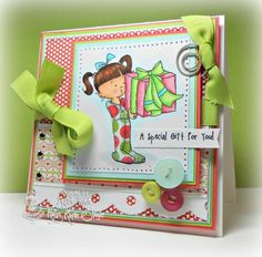 Special Gift For You by knightrone - Cards and Paper Crafts at Splitcoaststampers