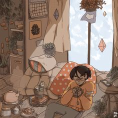 a collection of animated GIFs for both personal and school projects. :^D a collection of animated GIFs for both personal Pretty Art, Cute Art, Aesthetic Art, Aesthetic Anime, Animiertes Gif, Gif Art, Animated Gifs, Under Your Spell, Animation