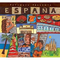 This is a great way to bring a little Spanish language and culture into your home. (In Spanish)