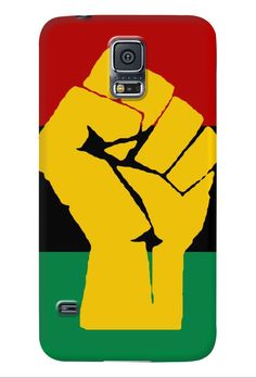 Now available on our store: RBG Flag w/Yellow... Check it out here! http://www.chocolateancestor.com/products/rbg-flag-w-yellow-fist-phone-case?utm_campaign=social_autopilot&utm_source=pin&utm_medium=pin