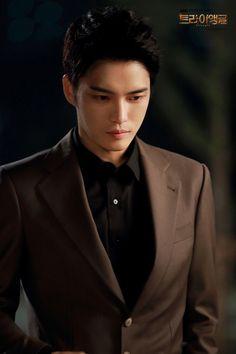Kim Jaejoong | Triangle