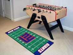 """NFL - New York Giants Runner 30""""x72"""""""