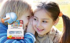 Ohrstöpsel für Kinder | Pluggies Kids
