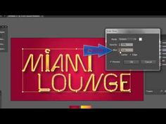 Fun tutorial on creating a neon sign in Adobe Illustrator