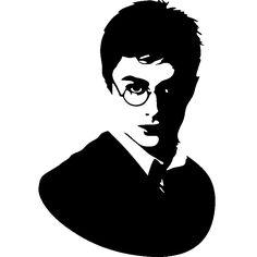 harry potter silurysd - Buscar con Google Harry Potter Stencils, Harry Potter Painting, Harry Potter Drawings, Harry Potter Art, Earth Day Drawing, Harry Potter Silhouette, Silkscreen, Simple Line Drawings, Tinta China