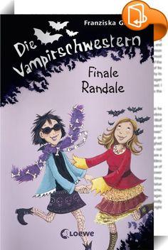 Die Vampirschwestern 13 - Finale Randale    ::  Besuch ist ja eigentlich etwas Schönes – doch als gefühlte hundert Vampire sich im Hause Tepes breit machen, weil sie vor der finsteren Herrschaft des Diktators Honk Prut aus Bistrien geflohen sind, wird es doch bald zu kuschelig. Als die Vampire sich in ganz Bindburg breit machen, hofft Daka, dass sie endlich das Versteckspiel beenden können und offen als (Halb-)Vampire in Deutschland leben werden. Leider sind aber nicht alle Menschen vo...