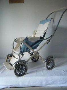 Pram Stroller, Baby Strollers, Baby Things, Old Things, Vintage Pram, Prams And Pushchairs, Baby Prams, Baby Carriage, Kids And Parenting