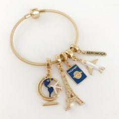 Fancy Jewellery, Stylish Jewelry, Cute Jewelry, Jewelry Accessories, Fashion Accessories, Jewelry Design, Cute Keychain, Horse Jewelry, Accesorios Casual