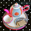 Cup of Tea??? by Tante Pollewop