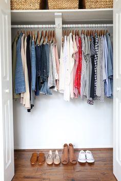 Моя Весна 2018 Капсульный гардероб - гардероб полный