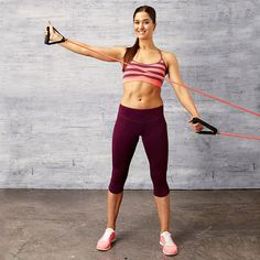 Get strong, sculpted arms: Hitchhiker