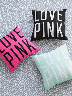 Throw Pillow PINK  JW-324-009