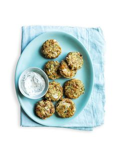 Zesty Mini Crab Cakes Recipe