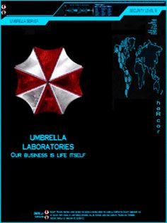 Animación umbrella laboratorios 240b hc para celular