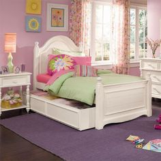 Jayden Panel Bed from PoshTots