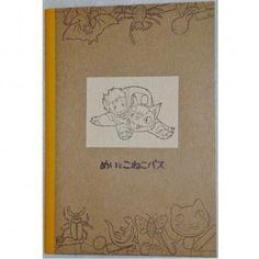 Mini Notebook  Mei & Konekobus - Totoro - Mitaka Ghibli Museum