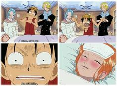 Keep trying Luffy...