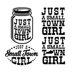 Kentucky State - Just a small town girl - You get a few different designs and a Mason Jar. Cuttable Design Cut File. Vector, Clipart, Digital Scrapbooking Download, Available in JPEG, PDF, EPS, DXF and SVG. Works with Cricut, Design Space, Sure Cuts A Lot, Make the Cut!, Inkscape, CorelDraw, Adobe Illustrator, Silhouette Cameo, Brother ScanNCut and other compatible software.