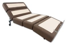 RIZE Contemporary Adjustable Bed with Wireless Remote - Adjustable Beds at Hayneedle