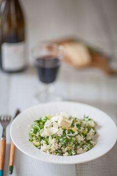 Salade de riz aux herbes©AnneDemayReverdy01