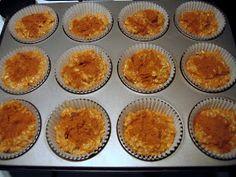 drobečky: Zdravá snídaně! Muffin, Breakfast, Food, Muffins, Hoods, Meals, Cupcake, Cup Cakes
