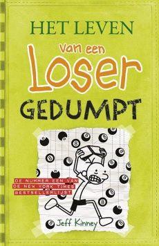 Het leven van een Loser 8 - Gedumpt - Jeff Kinney - 9789026136382 - Voordeelboekenonline.nl