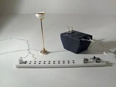Dollhouse Electrical: Plug and Play— Using the round wire method (and hiding wires) Dollhouse Tutorials, Dollhouse Kits, Victorian Dollhouse, Modern Dollhouse, Dollhouse Miniatures, Miniature Houses, Miniature Dolls, Cardboard Dollhouse, Cardboard Houses