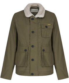 Complete those casual days this season and beyond with the Men's R. Williams Shepp Jacket, crafted from cotton for a comfortable and breathable jacket yo Joules Clothing, Crew Clothing, Rm Williams, Wool Cardigan, Barbour, Camping Gear, Hand Warmers, Sheep, Military Jacket